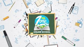 My Zone Online School: Grade 1 - Week 1 - Lesson 3 (Counting & Letter S)