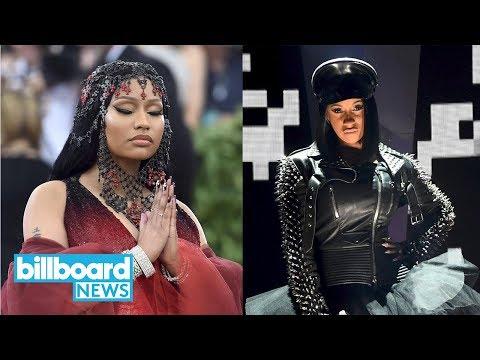 Cardi B, Nicki Minaj Are Headliners for BET Experience Concerts #BookedAndBusy | Billboard News Mp3