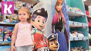 Детский магазин игрушек Щенячий патруль и другие игрушки Kids toys store PAW Patrol