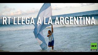 RT comienza a emitir su señal en Argentina
