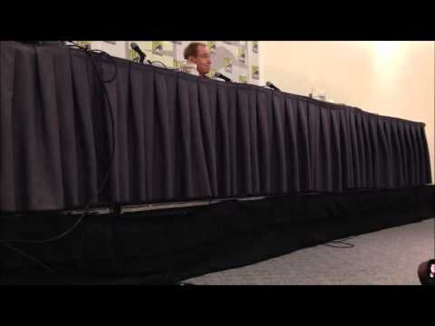 Gerry Conway Panel at SDCC 2013