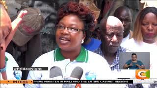 Dandora dumpsite family resettled