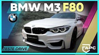 TESTAMOS O BMW M3 F80 2018 - A DESPEDIDA DE UM CLÁSSICO MODERNO!!! PIROVANI | ApC