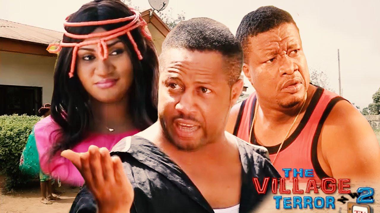 Download The Village Terror Season 2     - 2016  Latest Nigerian Nollywood Movie