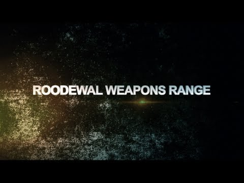 South African Air Force Air Capability Demonstration - Roodewal Weapons Range