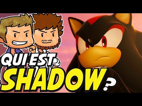 Qui est SHADOW ? 🦔 | ICONES