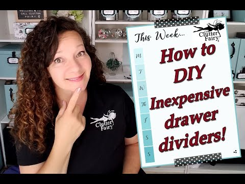 how-to-diy-inexpensive-drawer-dividers!