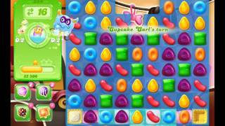 Candy Crush Jelly Saga Level 384