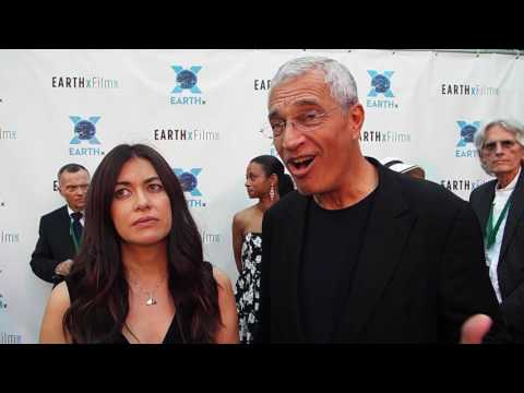 Earth x Film Festival Interview with the cast and crew of Racing Extinction