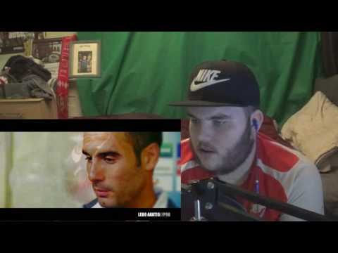 FC Barcelona - The Guardiola System 2008-2012   HD    Reaction!!!