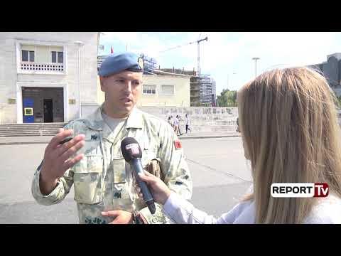 Parada ushtarake, Xhaçka: Kuçova, baza e vetme e NATO-s në Ballkanin Perëndimor