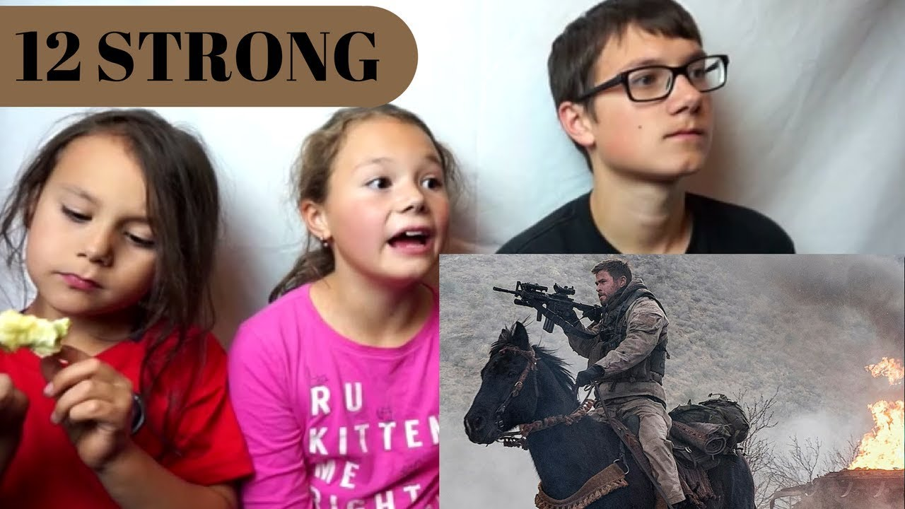 Download 12 STRONG Official Trailer Reaction!!!