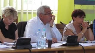 XXI sesja Rady Miejskiej w �asku cz.4