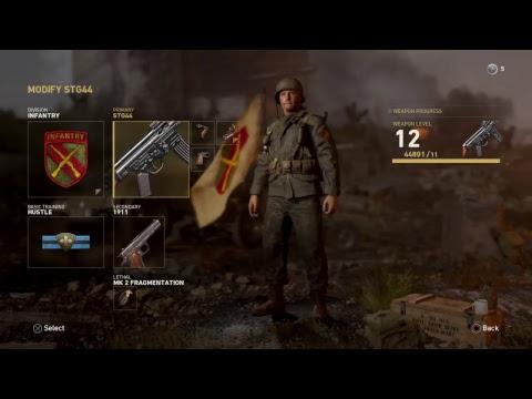 MLC - Lt Commander Bubby | CoD: WWII
