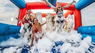 5k Foam Fest 2017