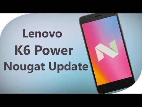 Lenovo K6 Benchmark Videos - Waoweo