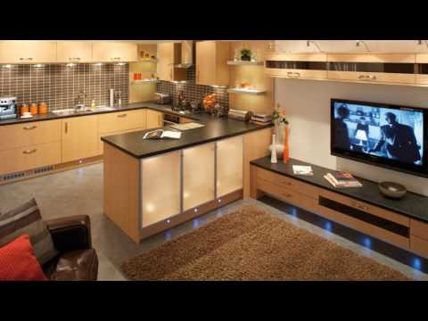 Fitted Kitchens for Small Spaces at Home