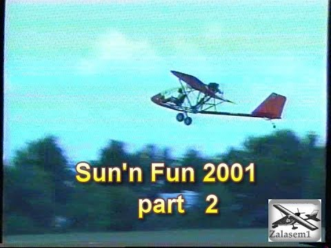 Sun'n Fun 2001  part 2