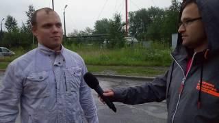 Олександр Докучаєв (УКС) розповідає про ремонти доріг в Серове/ www.serovglobus.ru