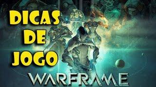 Warframe Dicas de jogo #2 FORJA - Construindo Armas