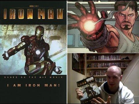 Marvel Cinematic Universe - I Am Iron Man! Graphic Novel - Brand X Reviews
