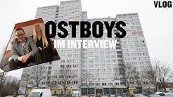 OSTBOYS IN IHREM ERSTEN INTERVIEW!      VLOG    | LUCY CAT
