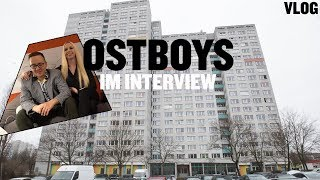 OSTBOYS IN IHREM ERSTEN INTERVIEW!      VLOG    | LUCY CAT