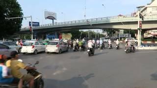 Hanoi Police Greetings Participant Traffic (2015)