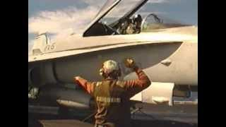 Intro F/A-18 Carrier Strike Fighter