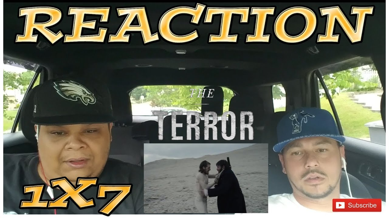 """Download THE TERROR SEASON 1 EPISODE 7 REACTION """"Horrible From Supper"""""""