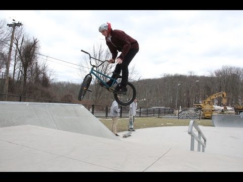 How to 360 Barspin BMX