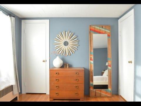 spiegel selber bauen spiegel bauen spiegel selber machen youtube. Black Bedroom Furniture Sets. Home Design Ideas