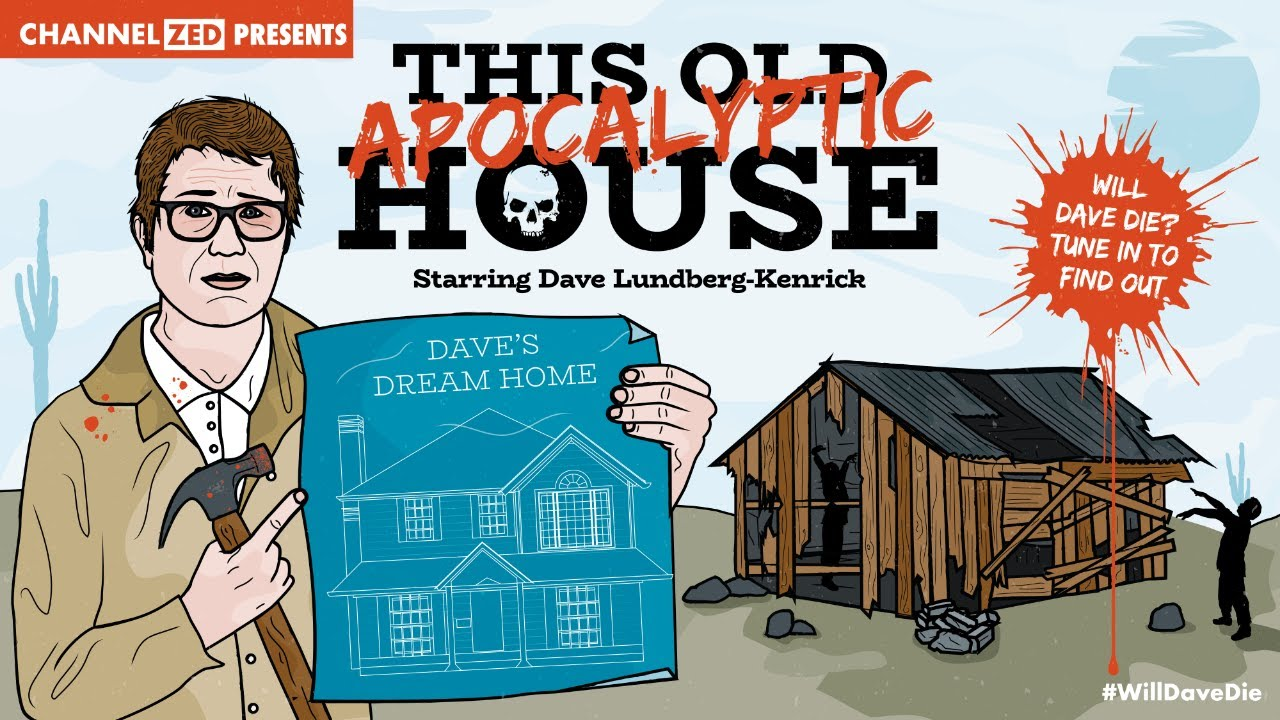 PODCAST! This Old Apocalyptic House: Washed Away with Brook Thompson