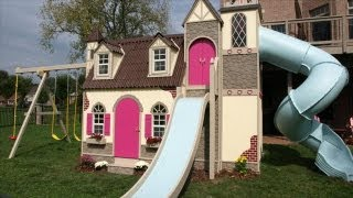 Luxury Playhouses That Cost More Than Real Homes