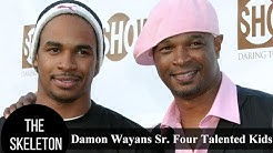 Damon Wayans Sr. 4 Talented Kids