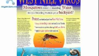 West Nile virus Animated Short