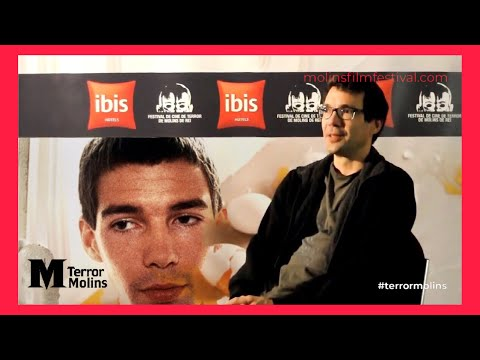 Entrevista a Arno Frisch  Funny Games  Jurat TerrorMolins 2017