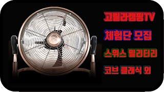 고릴라캠핑TV 56회 체험단 모집 (코브 클래식 충전선…