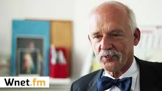 Korwin-Mikke: Wynik PiS to dla nas mogiła / Mentzen: Konfederacja będzie merytoryczną opozycją Video