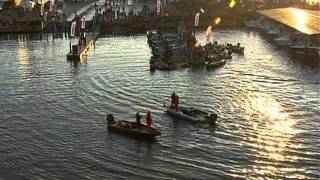 Bassmaster Classic on the Red River