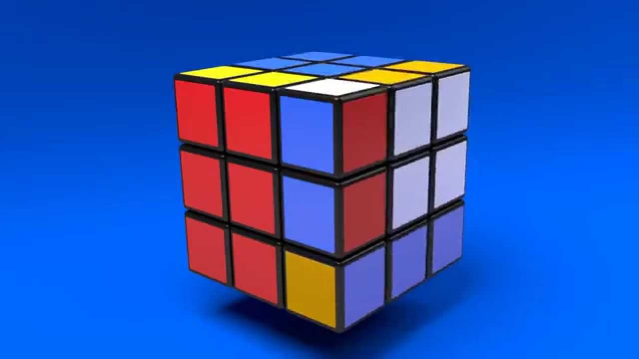 blender: rubik's cube python rig [english/hd] - youtube