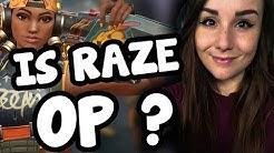 IS RAZE OP?! | Stream Highlights #46
