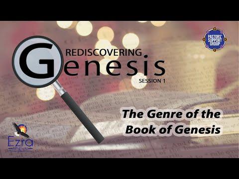 The Genre of Genesis Part 1