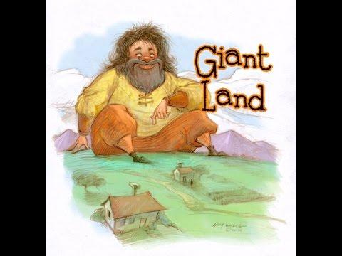 Giant Land - Children's Bedtime Story/Meditation