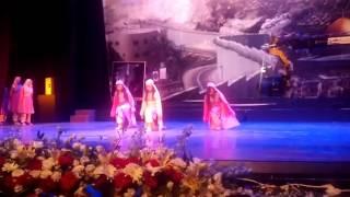 فرقة شعلة القدس للدبكة و الفنون الشعبية( أخت المرجلة )