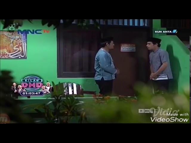 Episode perpisahan Dodot dengan sahabat Kun anta