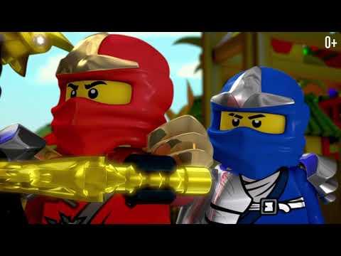Самурай - LEGO Ninjago | Сезон 1, Эпизод 27