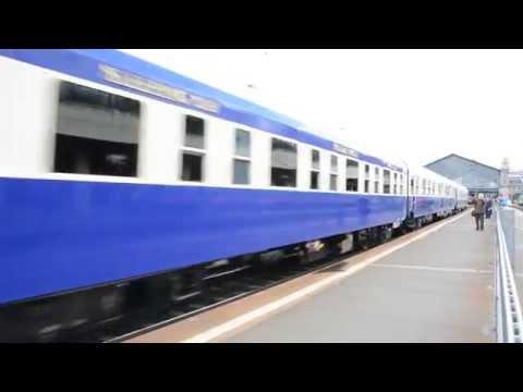 Golden Eagle Danube Express indul Budapestről Iránba