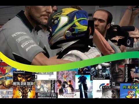 JNN Games F1 2014 Grande prêmio da Russia gameplay