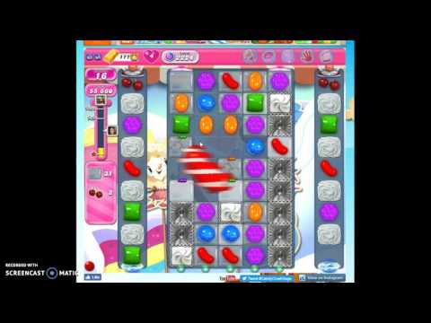 Candy Crush Level 2224 help w/audio tips, hints, tricks